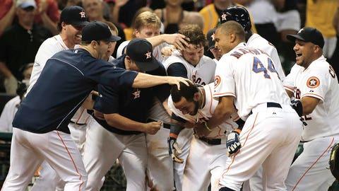 11. Houston Astros