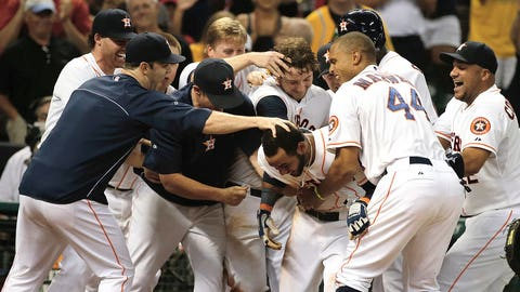 11. Houston Astros