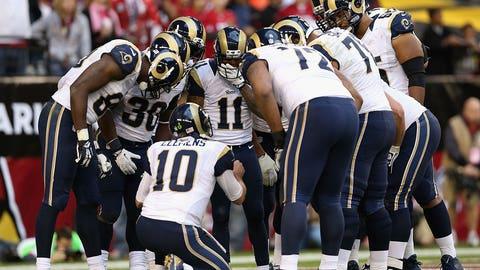 7. St. Louis Rams