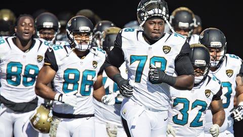 5. Jacksonville Jaguars