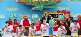 Ready, set, eat: Scenes from the 2014 Nathan's Famous Hot Dog Eating Contest