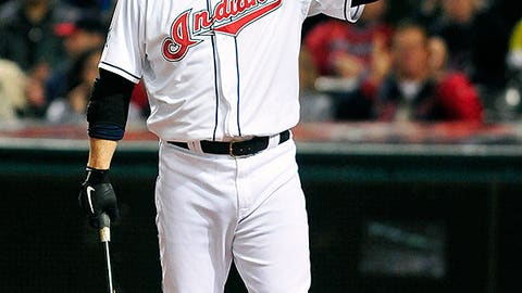 Jim Thome, 1B, Indians