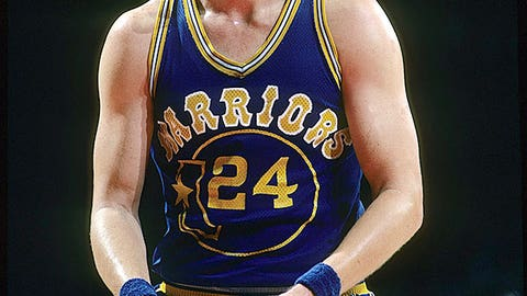 Rick Barry, F, Golden State Warriors