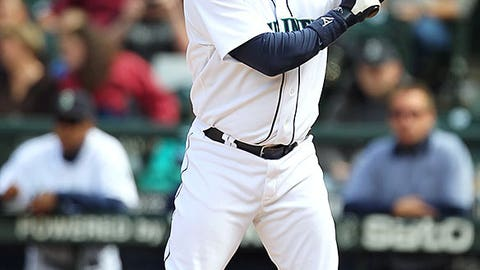 Ken Griffey Jr., OF, Mariners