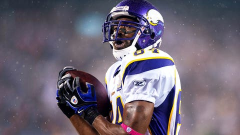 Randy Moss, WR, Vikings