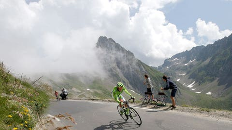 6. Yellow jersey (Tour de France)