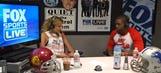 Roddick & Reiter Podcast: Charissa Thompson and Reggie Bush stop by