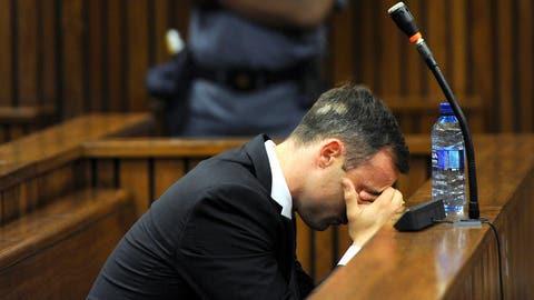 October runner-up: Oct. 21 – Oscar Pistorius sentenced