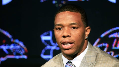 NFL - 2. Ray Rice (@RayRice27)