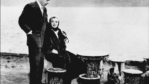 Joe and Marilyn: A love story