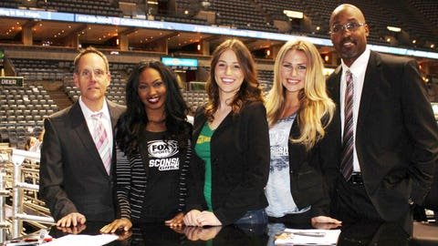 Bishara, Chyna & Sage stopped by the FOX Sports Wisconsin desk to get the inside scoop on the Bucks match up vs. the Celtics.