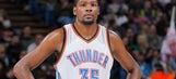 Thunder star Durant to undergo more surgery, out 4-6 months