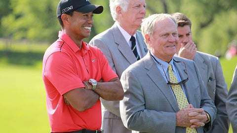 Tiger Woods wins another major