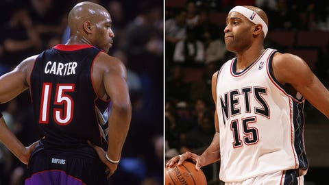Vince Carter and the Toronto Raptors