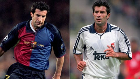 Luis Figo and Barcelona
