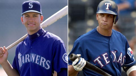 Alex Rodriguez and the Seattle Mariners