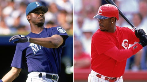 Ken Griffey Jr. and the Seattle Mariners
