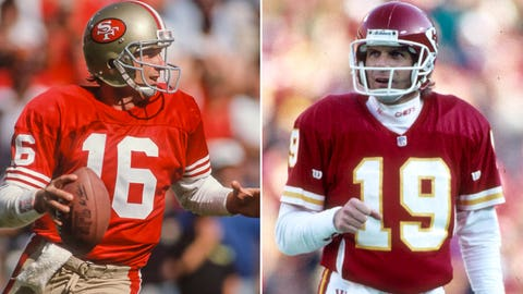 Joe Montana and the San Francisco 49ers