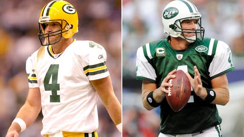Brett Favre and the Green Bay Packers