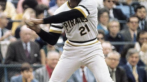 Roberto Clemente: Pittsburgh Pirates (1955-1972)