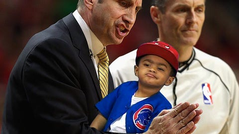 Hold up, timeout: David Blatt is more fool than cool