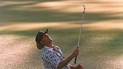 Greg Norman, 1996 Masters