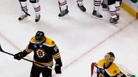 2013 Boston Bruins