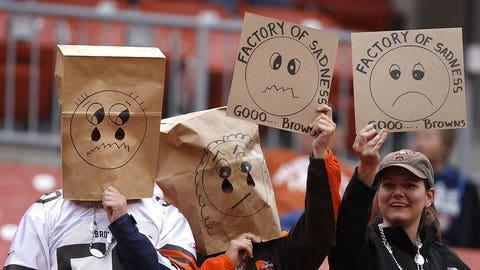 What's ailing Cleveland? Plenty