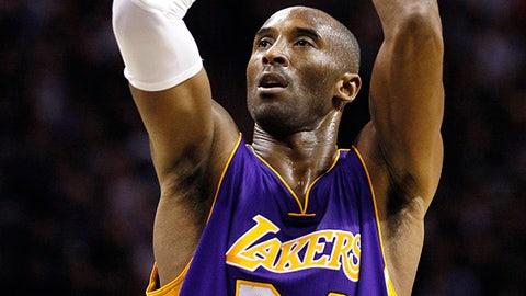 10. Kobe Bryant
