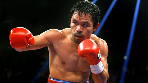 2. Manny Pacquiao