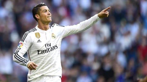 3. Cristiano Ronaldo