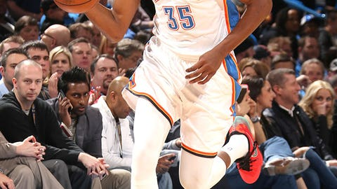 7. Kevin Durant