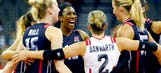 U.S. women clinch title at FIVB World Grand Prix Finals