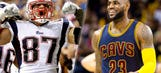 Jay Gruden compares Gronkowski to LeBron: 'He's going to get his points'