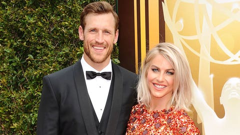 Brooks Laich & Julianne Hough