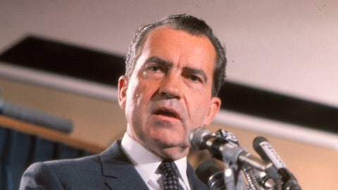 Duke: Richard Nixon (former United States President)