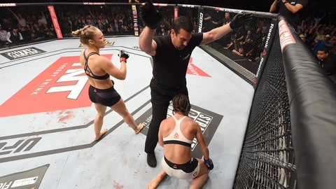 8/2 headline: Bethe Correia gets meme treatment after loss to Ronda Rousey