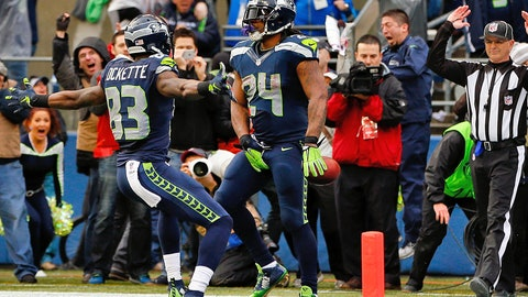 1/22 headline: Seahawks' Marshawn Lynch tweets he's 'embarrassed' to work for NFL after fine