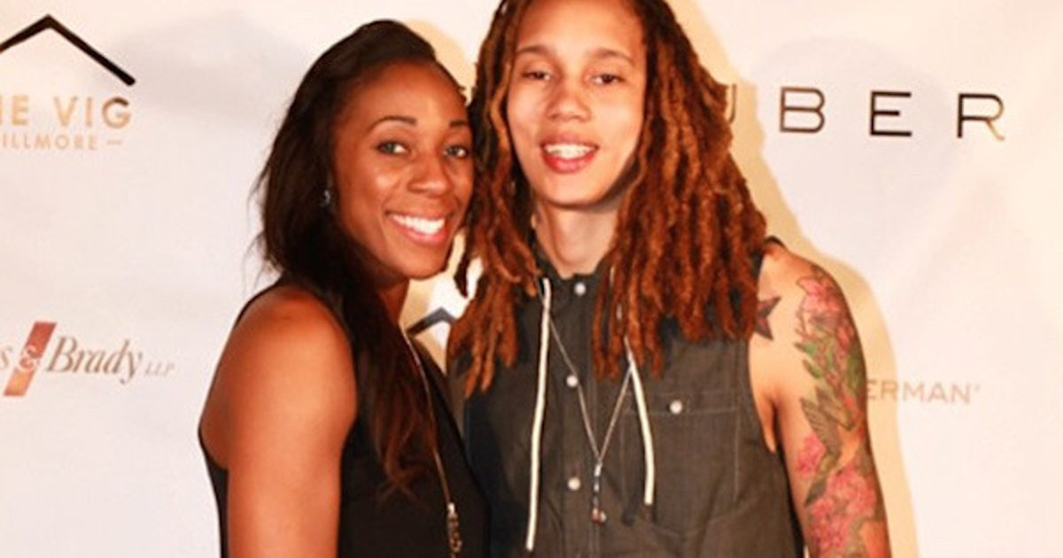 Brittney Griner Accused Wife Of Cheating On Her With Men Fox Sports