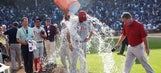 Cole Hamels throws no-hitter in possibly last start with Phillies