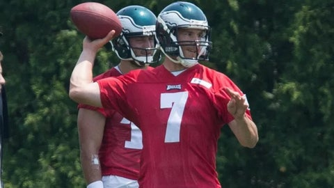 Eagles QB Sam Bradford, $13 million