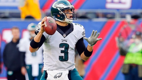Eagles QB Mark Sanchez, $4.5 million