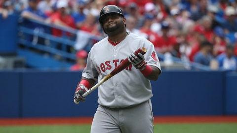 Pablo Sandoval, Red Sox, -1.6 WAR