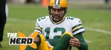 'The Herd': Troy Aikman tries to pinpoint Aaron Rodgers' struggles