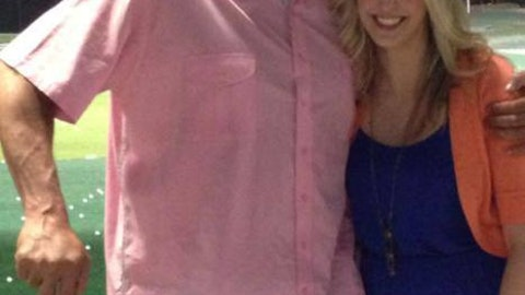 Charles Barkley at Topgolf