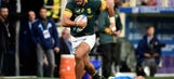 Italy beat Springboks 20-18 for first time