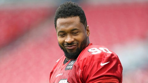 Arizona Cardinals -- DT Darnell Dockett