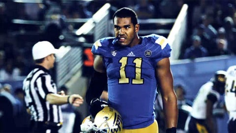 Linebacker: Anthony Barr, Sr., UCLA