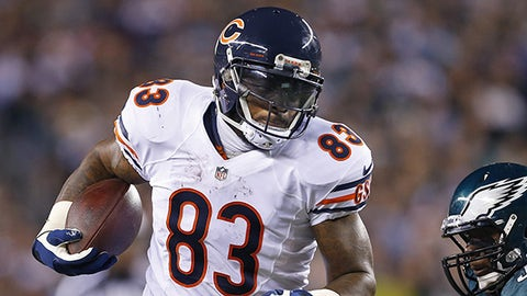 Tight End: Martellus Bennett, Bears