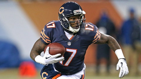Alshon Jeffery, WR, South Carolina / Drafted 45th overall by the Chicago Bears